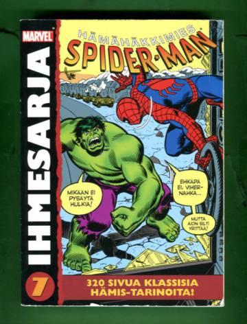 Ihmesarja 7 - Hämmästyttävä Hämähäkkimies (Spider-Man)