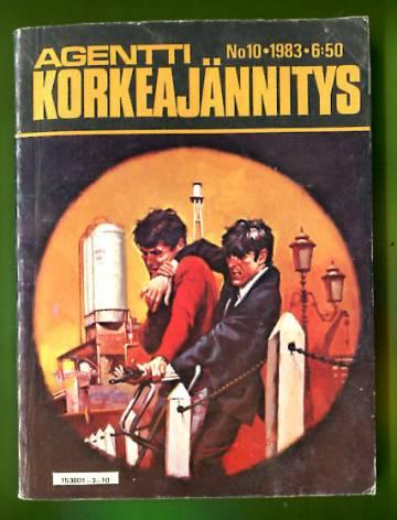Agentti-Korkeajännitys 10/83