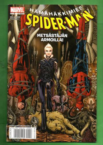 Hämähäkkimies 6/09 (Spider-Man)