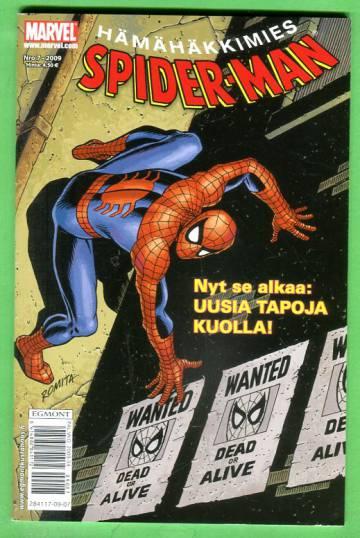 Hämähäkkimies 7/09 (Spider-Man)
