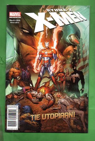 Ryhmä-X 6/10 (X-Men)