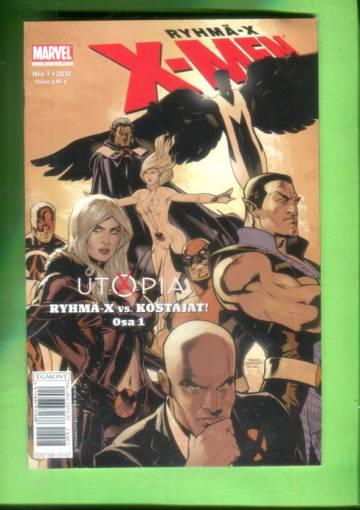 Ryhmä-X 7/10 (X-Men)