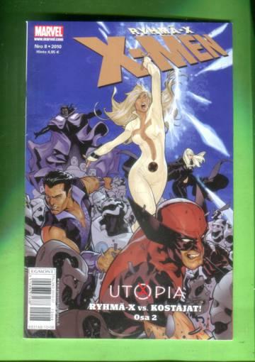 Ryhmä-X 8/10 (X-Men)