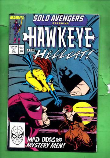 Solo Avengers Vol. 1 #9 Aug 88