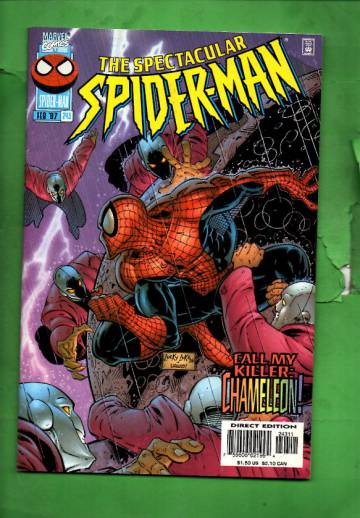 The Spectacular Spider-Man Vol. 1 #243 Feb 97