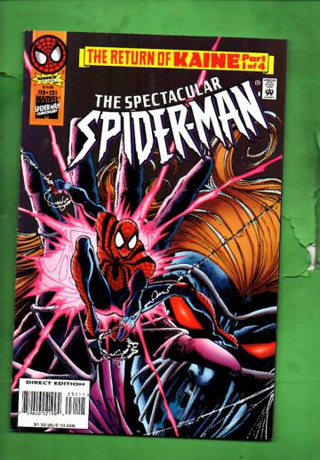 The Spectacular Spider-Man Vol. 1 #231 Feb 96