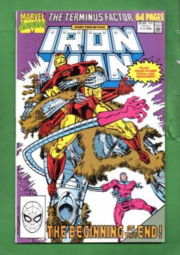 Iron Man Annual Vol. 1 #11 90