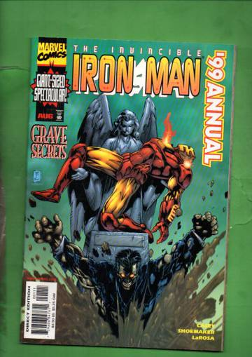 Iron Man 1999 (Annual)