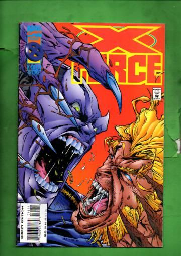 X-Force Vol 1 #45 Aug 95
