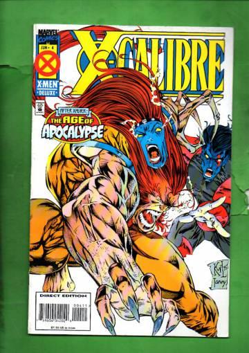 X-Calibre Vol 1 #4 Jun 95