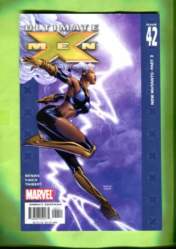 Ultimate X-Men #42 Apr 04