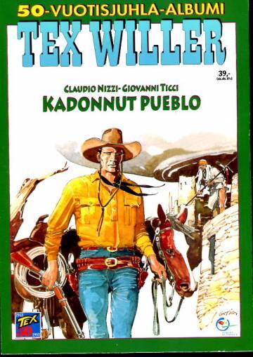 Tex Willer -suuralbumi 1 - Kadonnut pueblo