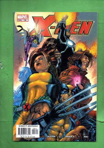 X-Men #158 Aug 04