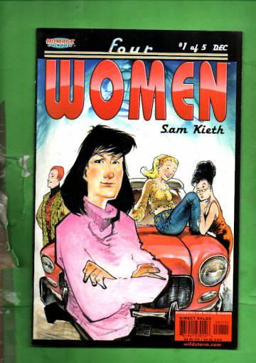 Four Women #1 Dec 01