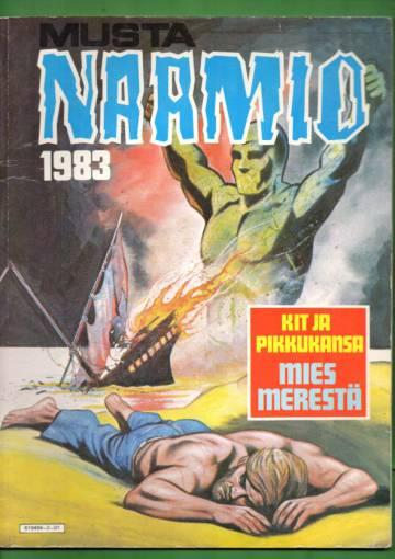 Mustanaamio - Vuosialbumi 1983