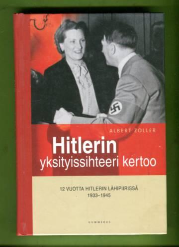 Hitlerin yksityissihteeri kertoo