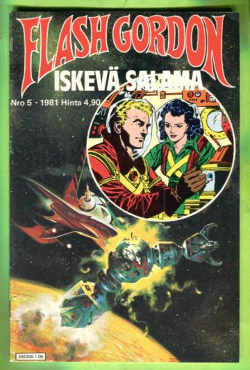 Flash Gordon 5/81