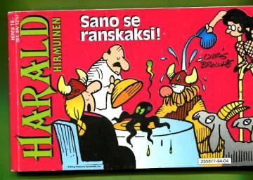 Harald Hirmuinen -minialbumi 4/94 - Sano se ranskaksi!