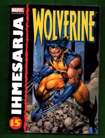 Ihmesarja 15 - Wolverine