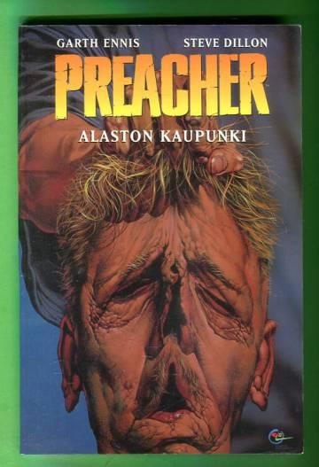 Preacher 2 - Alaston kaupunki