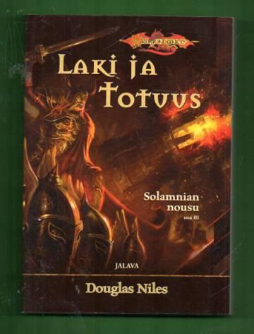 Solamnian nousu 3 - Laki ja totuus