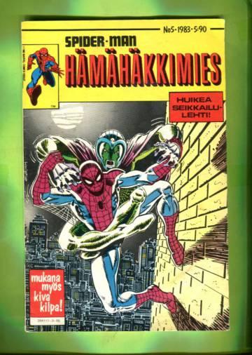 Hämähäkkimies 5/83 (Spider-Man)