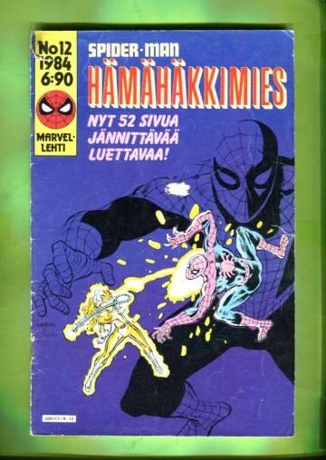 Hämähäkkimies 12/84 (Spider-Man)