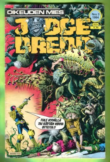 Judge Dredd 3/84
