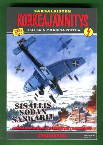 Korkeajännitys 5E/10 - Saksalaisten Korkeajännitys: Sisällissodan sankarit