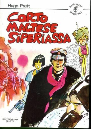 Corto Maltese Siperiassa