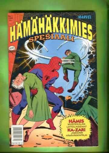 Hämähäkkimies-spesiaali 1/92 (Spider-Man)