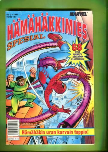 Hämähäkkimies-spesiaali 2/91 (Spider-Man)
