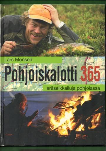 Pohjoiskalotti - 365 eräseikkailua pohjolassa