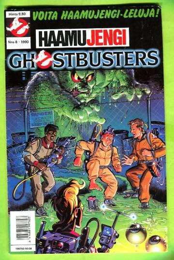 Ghostbusters - Haamujengi 8/90