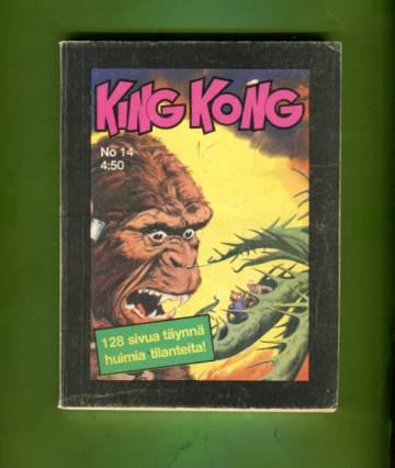 King Kong 14 - King Kong ja apinarobotti