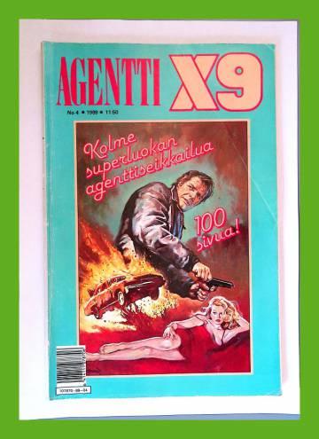 Agentti X9 4/89 (Modesty Blaise)