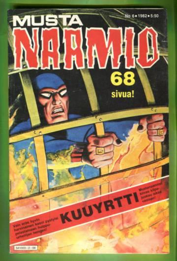 Mustanaamio 6/82