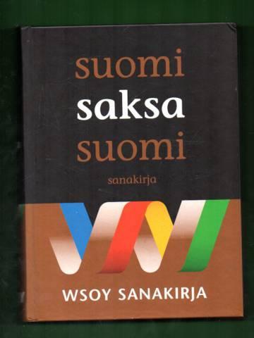 Suomi-Saksa-Suomi-sanakirja