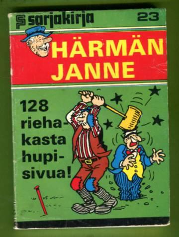 Semicin sarjakirja 23 - Härmän Janne