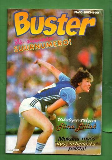Buster 10/85