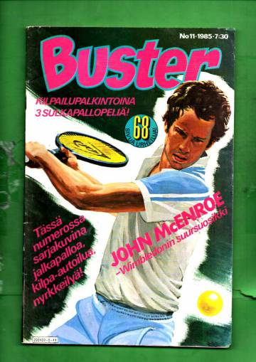 Buster 11/85