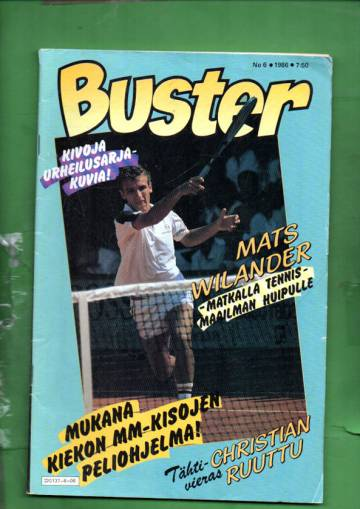 Buster 6/86