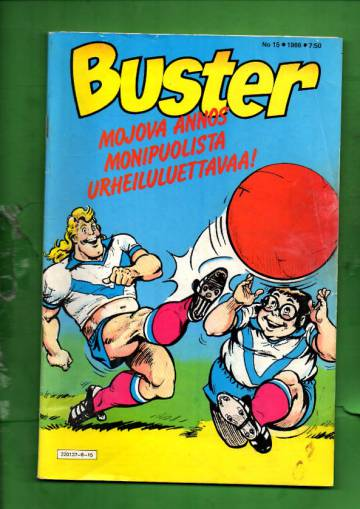 Buster 15/86