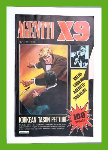 Agentti X9 1/84