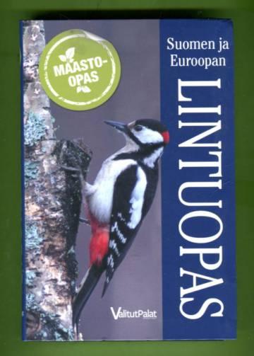Suomen ja Euroopan lintuopas - Maasto-opas
