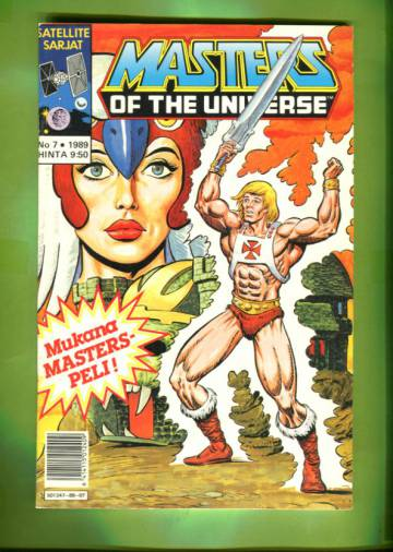 Masters of the Universe 7/89