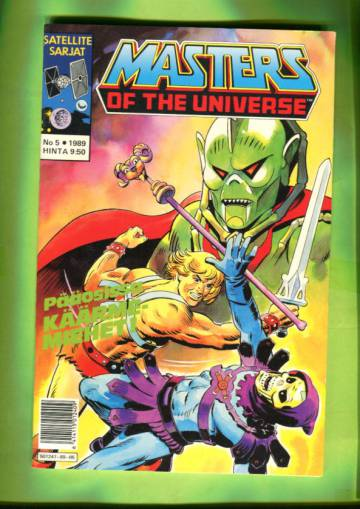 Masters of the universe 5/89