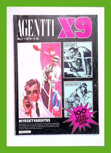Agentti X9 2/79