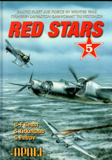 Red Stars Vol. 5 - Baltic Fleet Air Force in Winter War