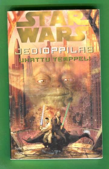 Star Wars - Jedioppilas 7: Uhattu temppeli